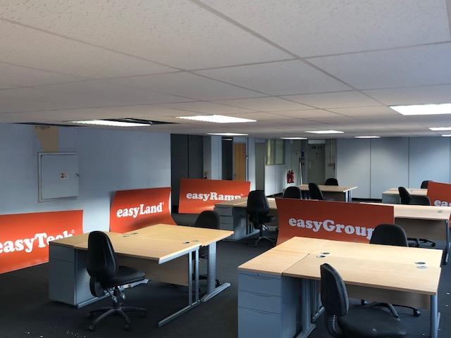 easyLand 1 Croydon UK's, Third Floor